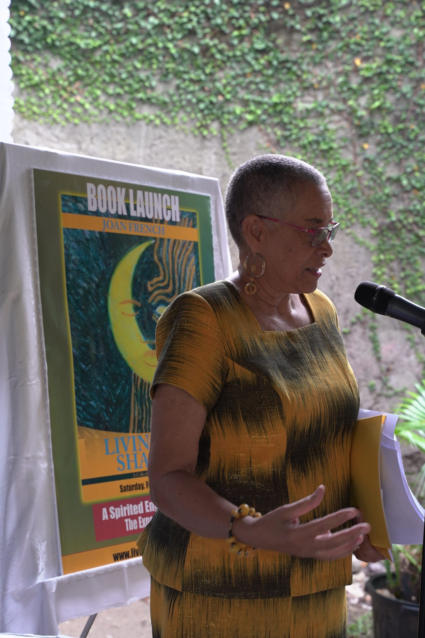 Joan French | Jamaican Author